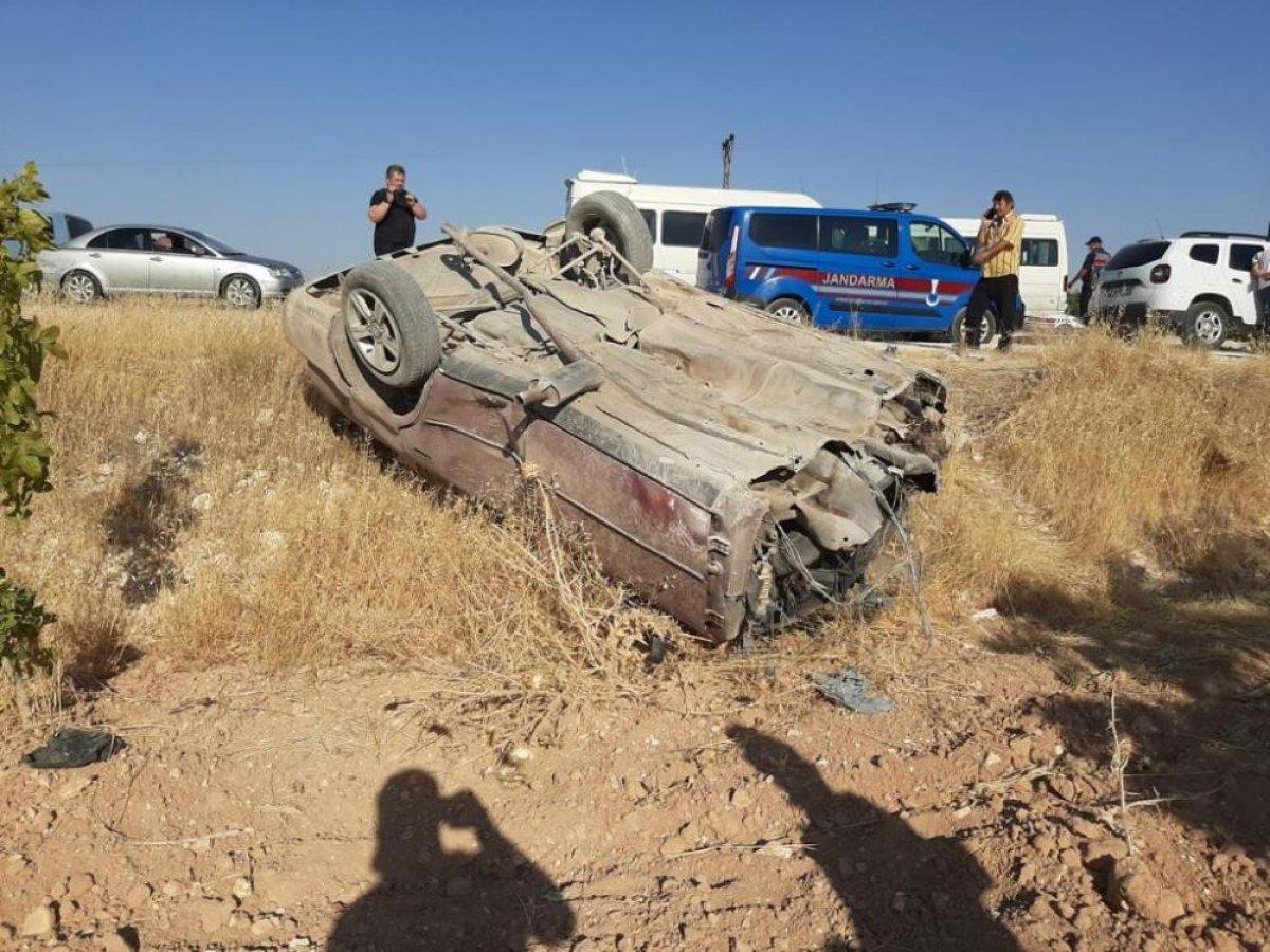 Gaziantep te trafik kazası: 4 yaralı  #2