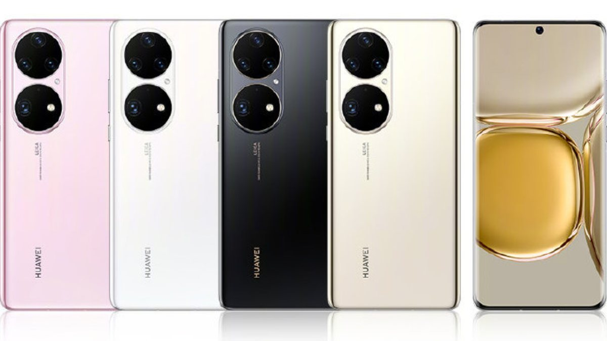 HarmonyOS ile gelen Huawei P50 serisi tanıtıldı: İşte fiyatlar ve özellikler