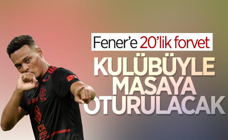 Fenerbahçe Rodrigo Muniz için masaya oturacak