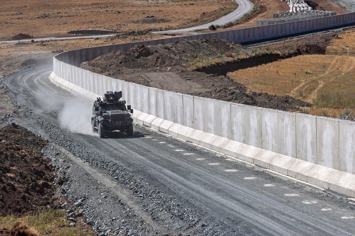 Özel Harekat, İran sınırında nöbette #5