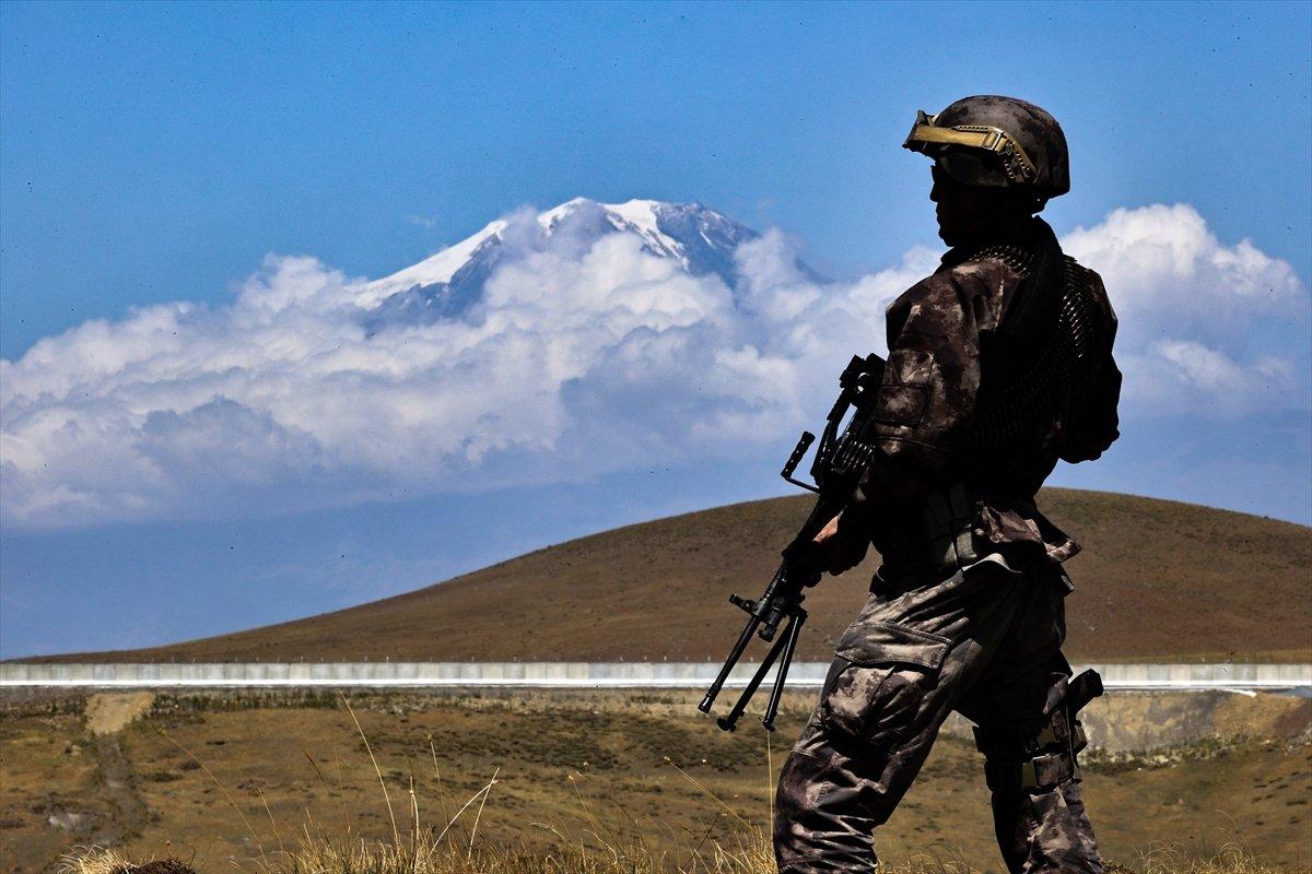 Özel Harekat, İran sınırında nöbette #3