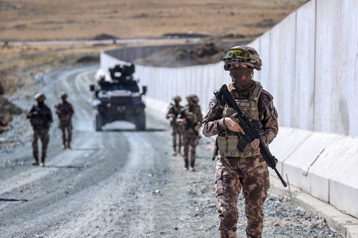 Özel Harekat, İran sınırında nöbette #1
