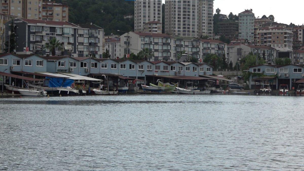 Rize'de balıkçı esnafı 1 Eylül'e hazır #1