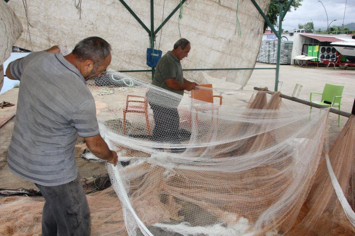 Rize'de balıkçı esnafı 1 Eylül'e hazır #4