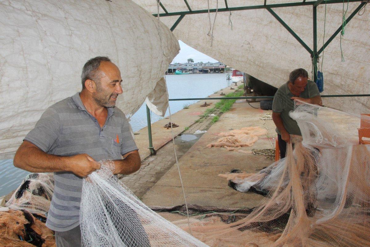 Rize'de balıkçı esnafı 1 Eylül'e hazır #3