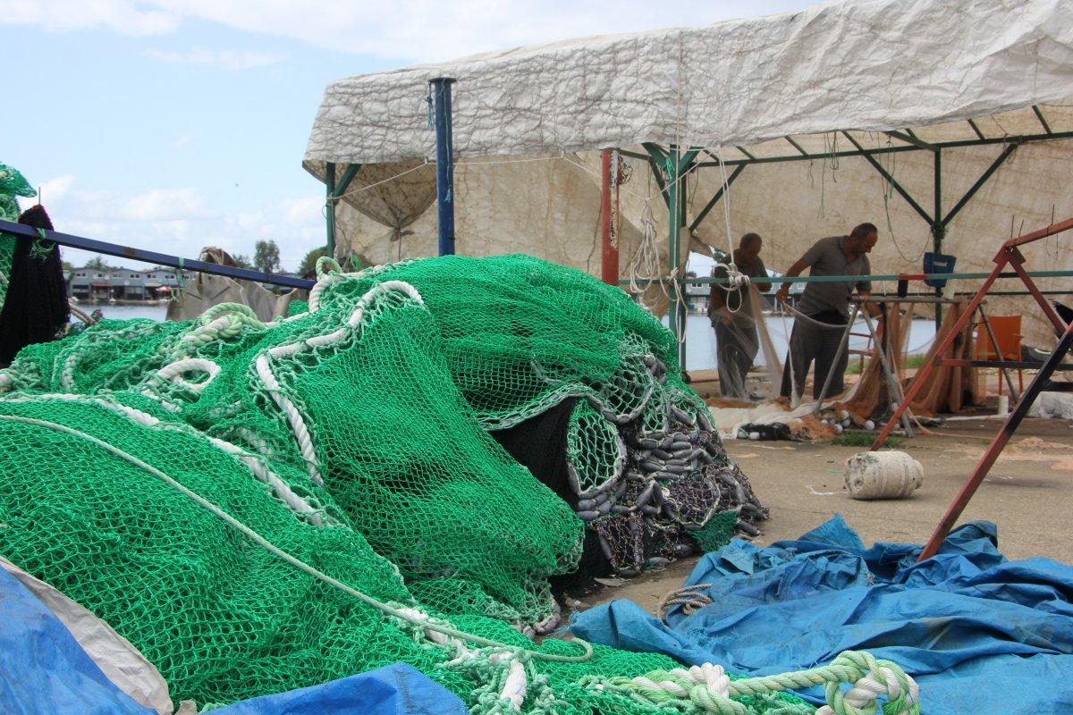 Rize'de balıkçı esnafı 1 Eylül'e hazır #5