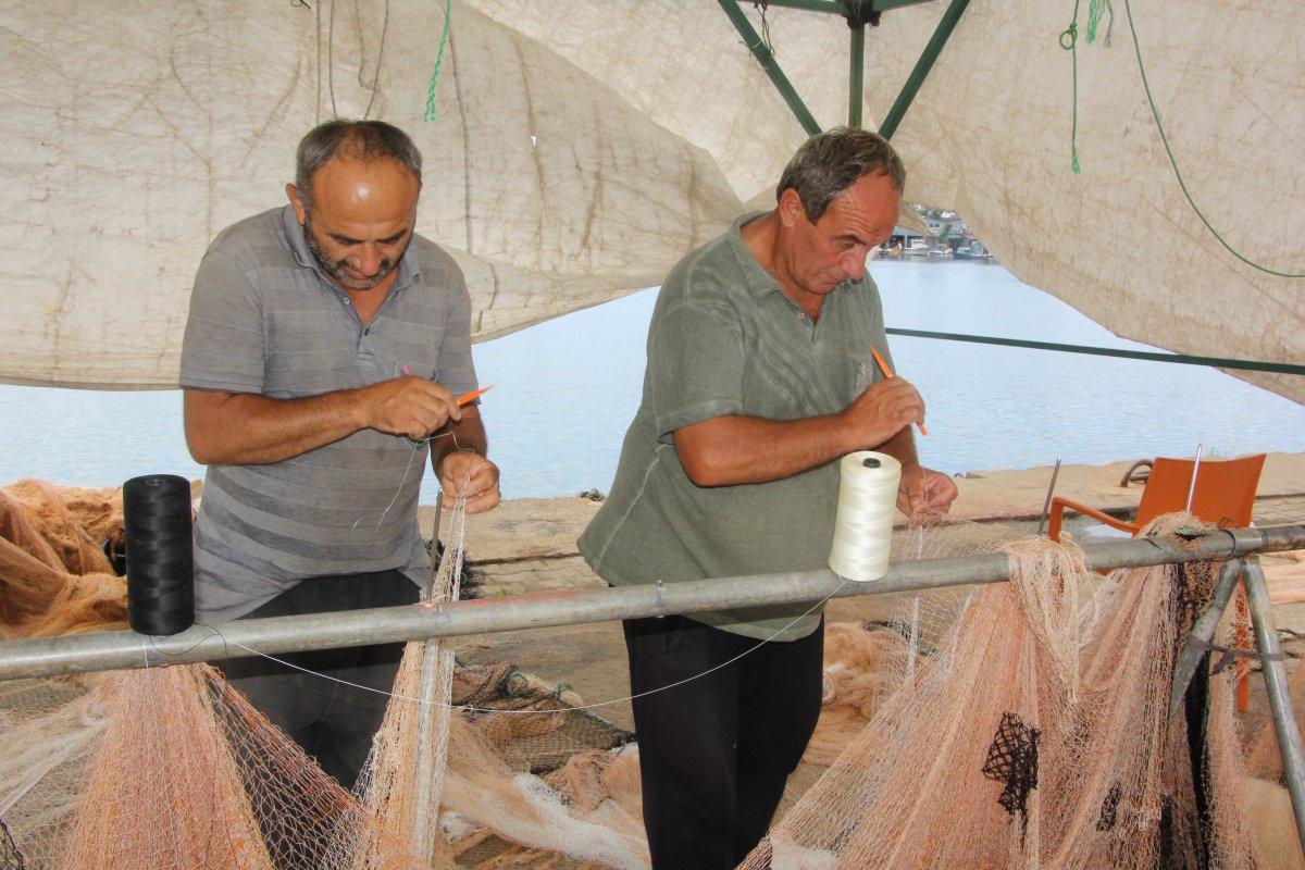 Rize'de balıkçı esnafı 1 Eylül'e hazır #6