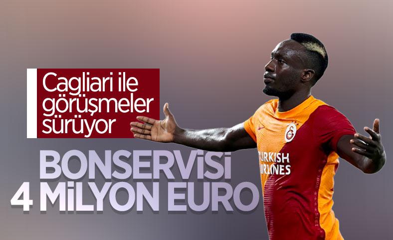 Galatasaray, Diagne'nin bonservisini 4 milyon euro olarak belirledi