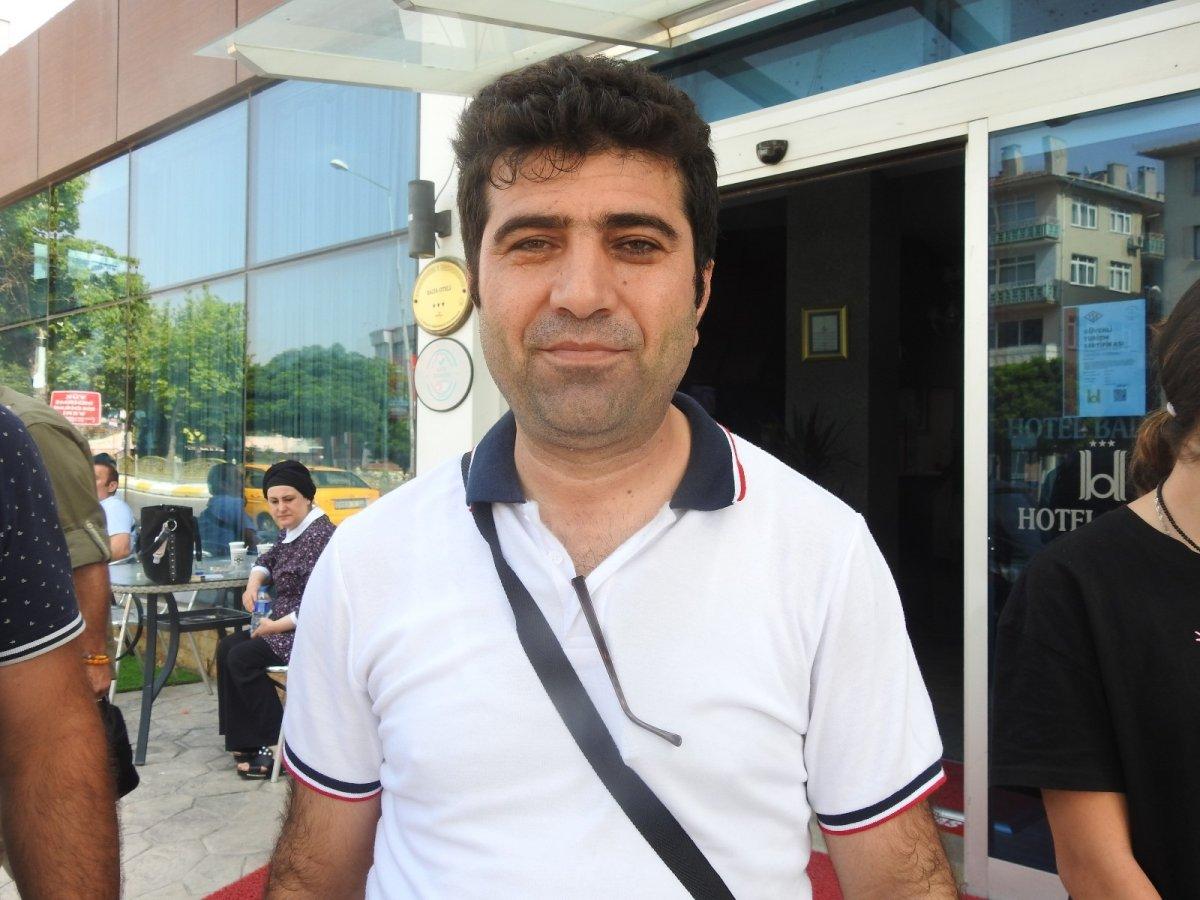 Edirne'de gurbetçilerden otellerde yer kalmadı #10