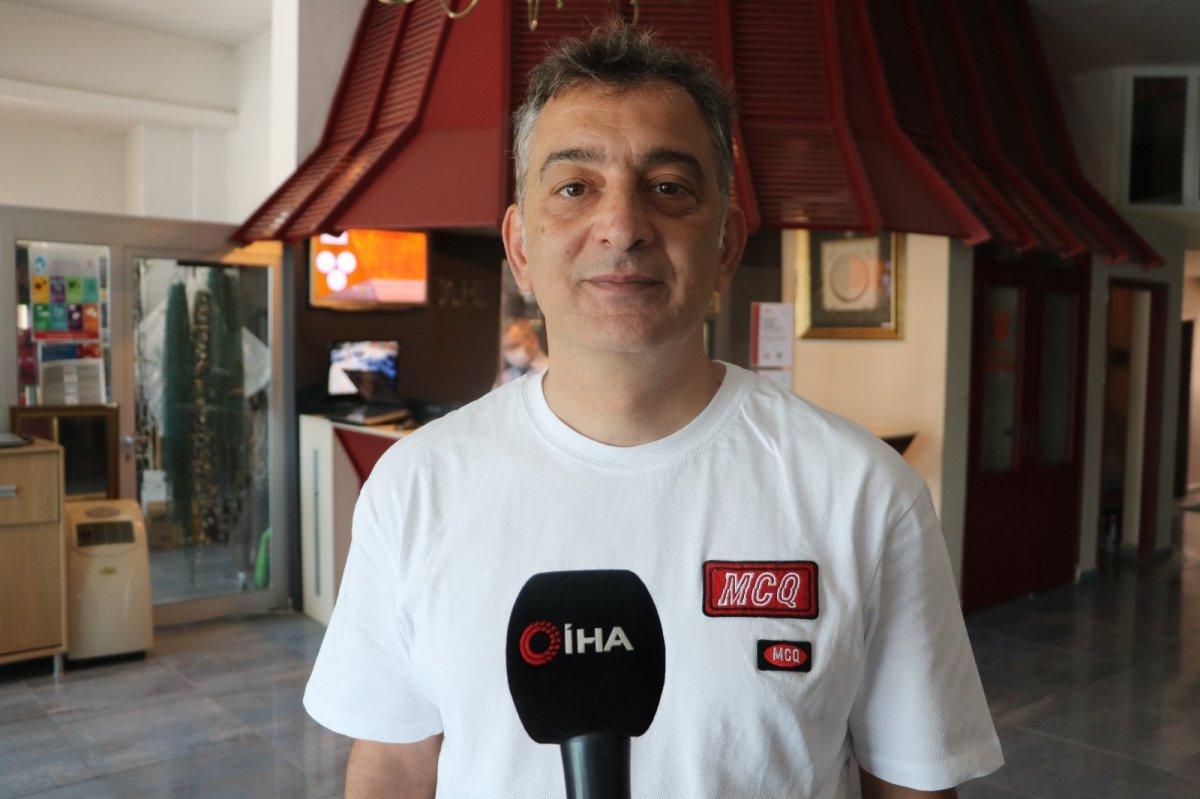 Edirne'de gurbetçilerden otellerde yer kalmadı #11