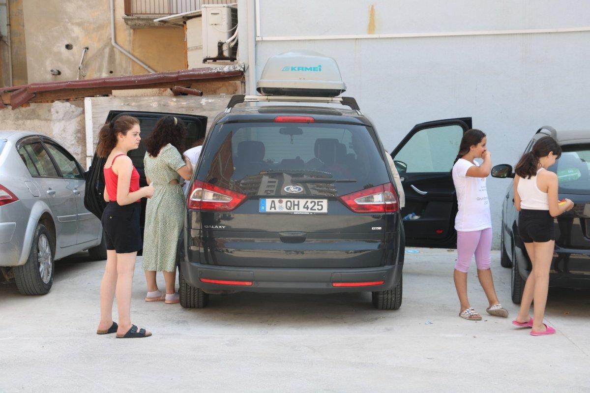 Edirne'de gurbetçilerden otellerde yer kalmadı #5