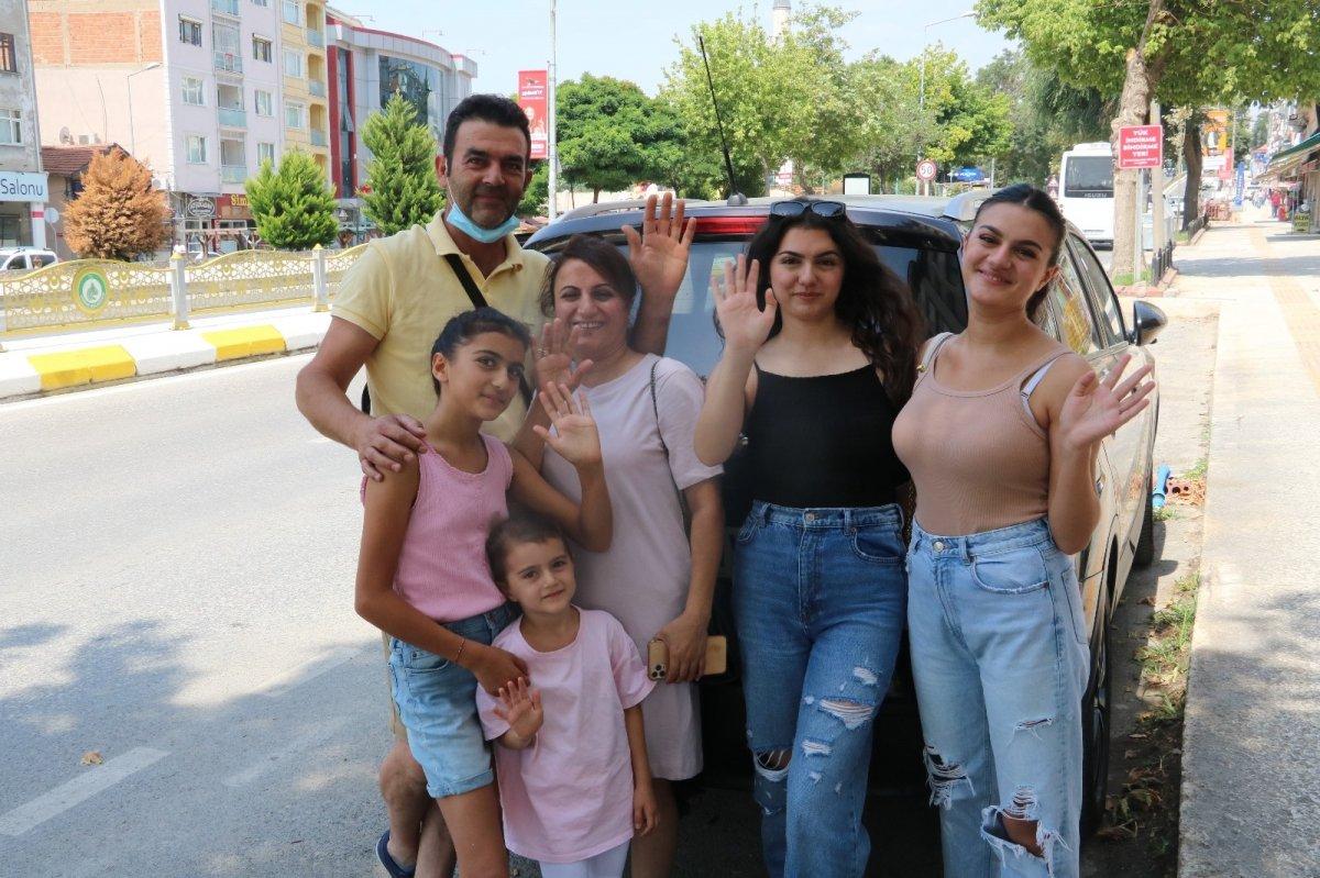 Edirne'de gurbetçilerden otellerde yer kalmadı #2