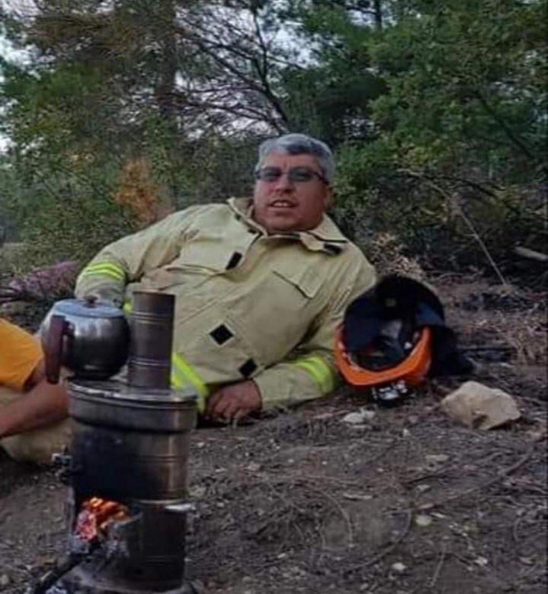 Manavgat ta 2 yangın işçisi hayatını kaybetti #5