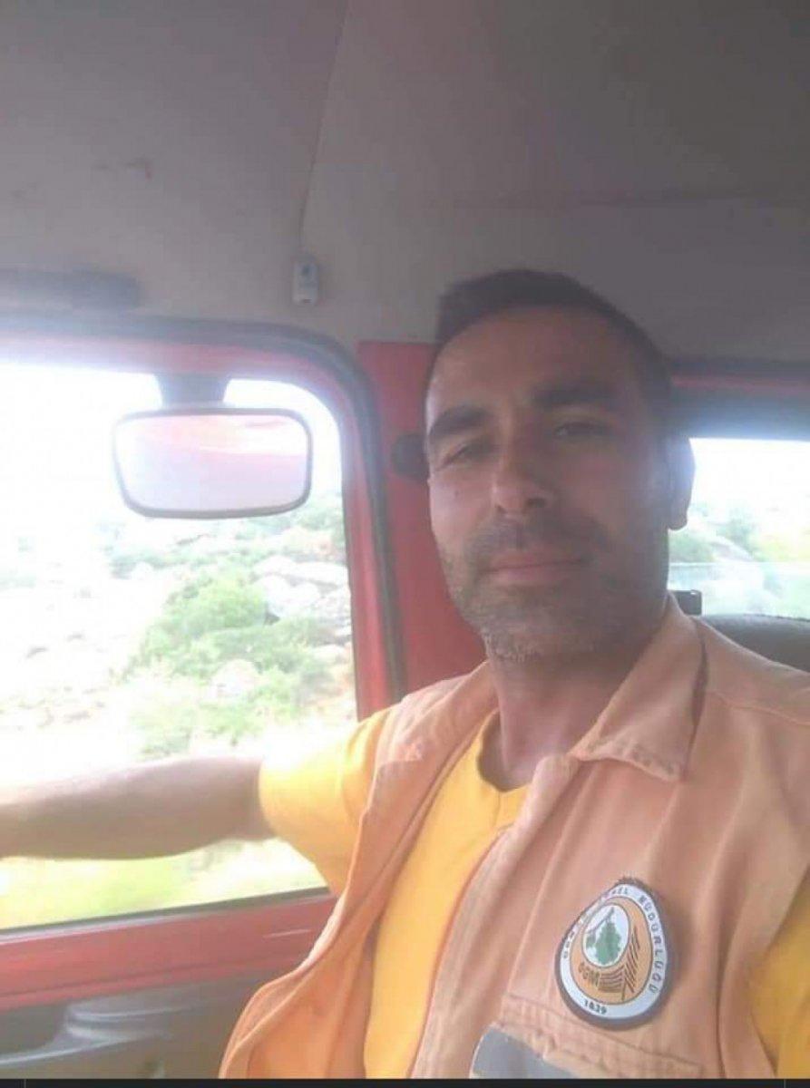 Manavgat ta 2 yangın işçisi hayatını kaybetti #4