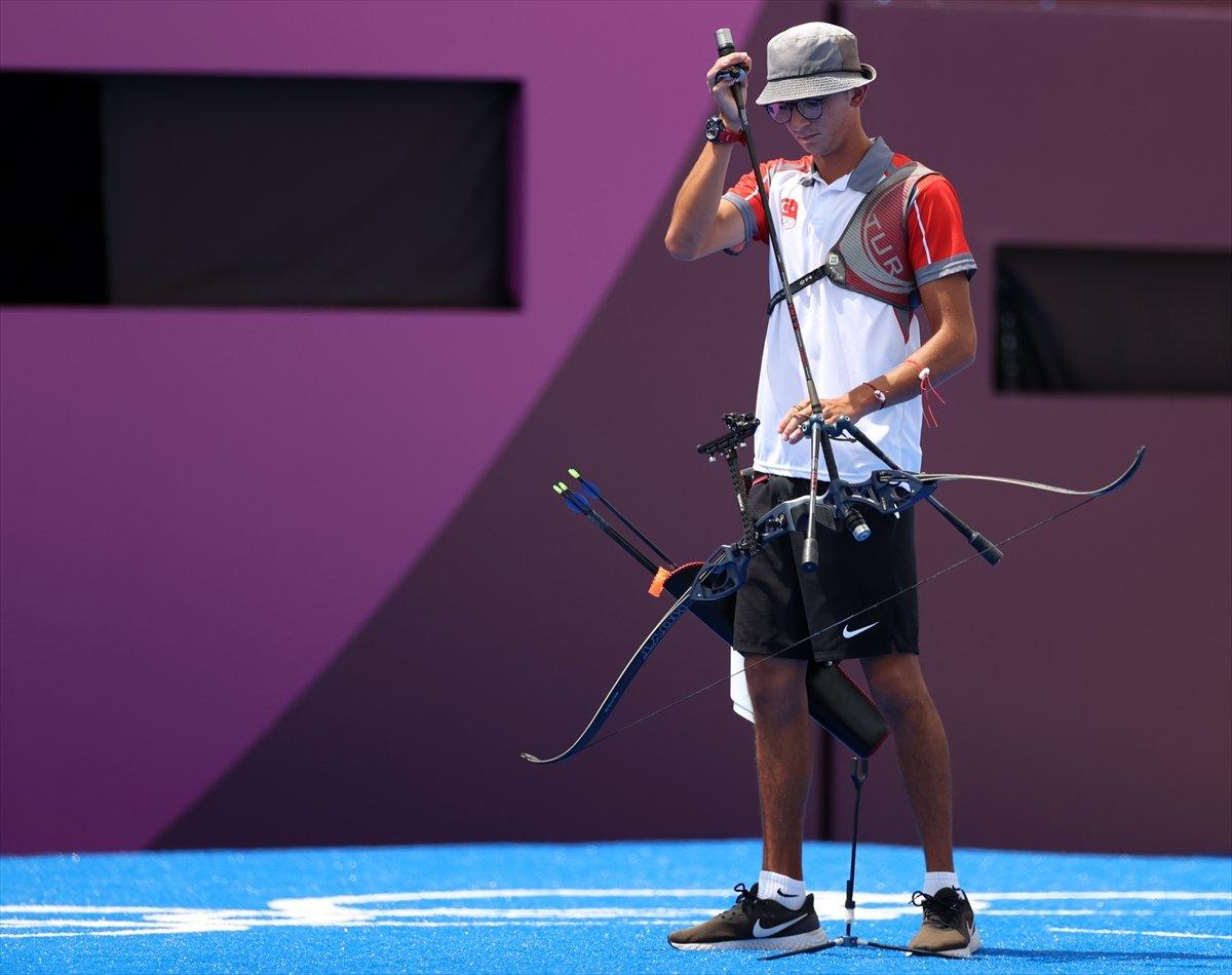Mete Gazoz altın madalyanın sahibi #1