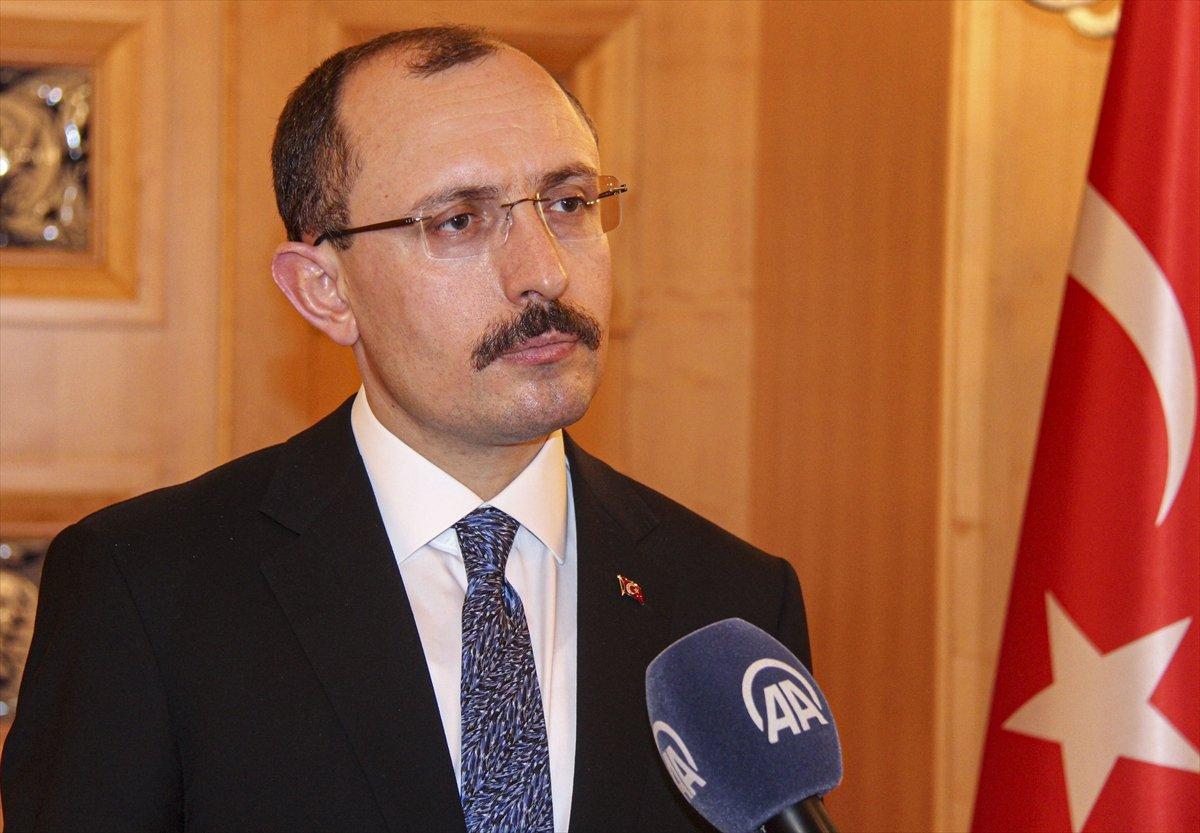 Mehmet Muş: Rusya ile ticareti kazan-kazan temelinde geliştirmek istiyoruz #1