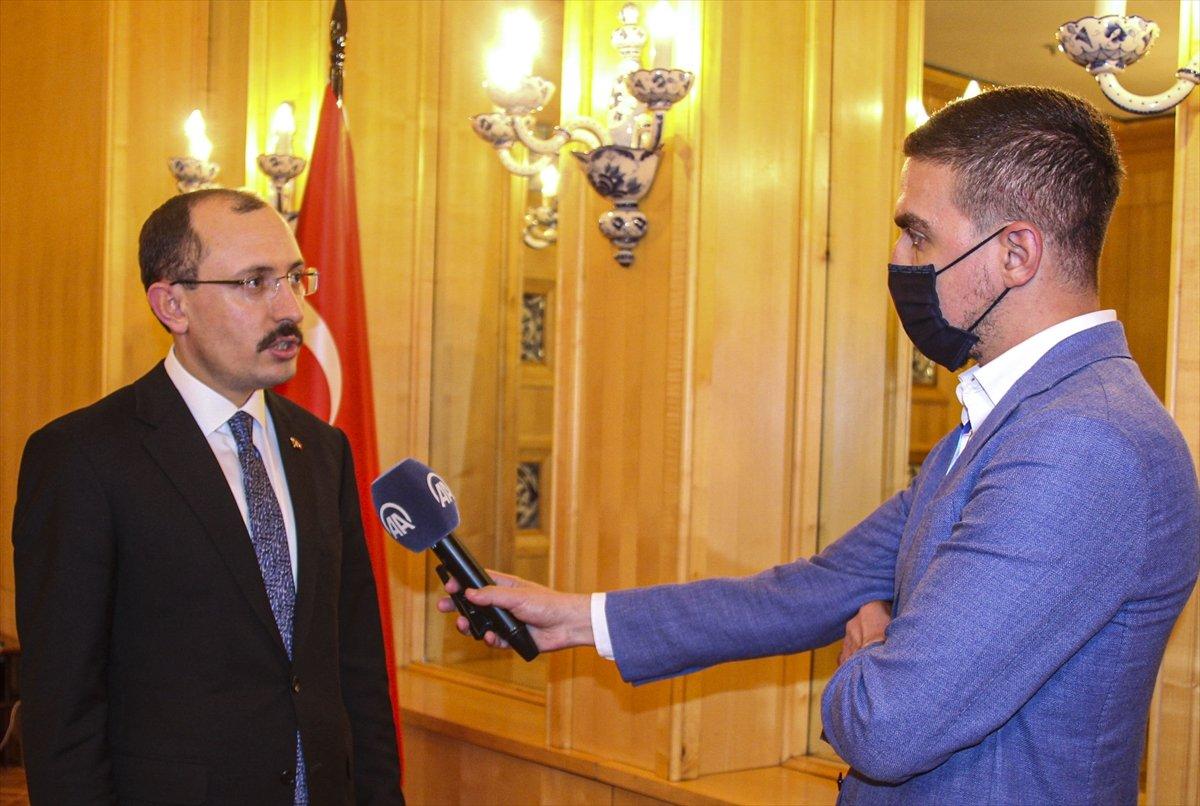 Mehmet Muş: Rusya ile ticareti kazan-kazan temelinde geliştirmek istiyoruz #2