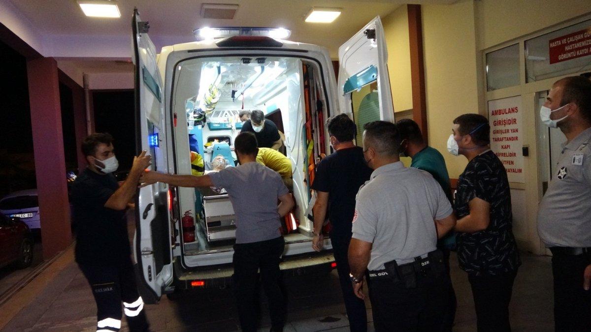Manavgat ta 2 yangın işçisi hayatını kaybetti #2