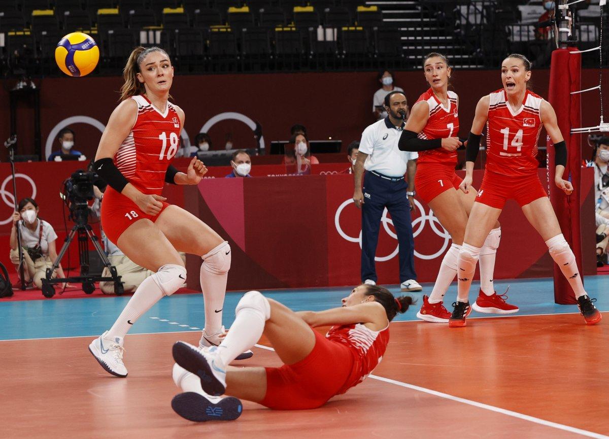 Tokyo Olimpiyat Oyunları nın 9. gününde 12 Türk sporcu ter dökecek #5