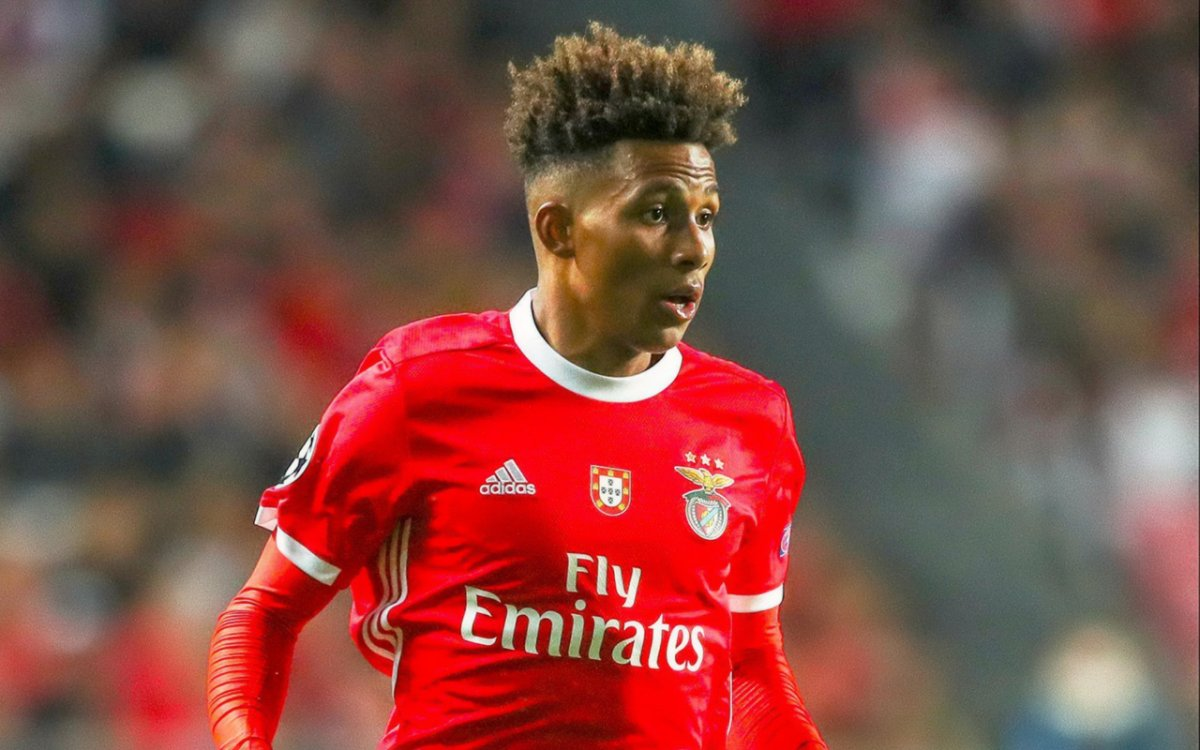 Benfica, Gedson Fernandes i Devler Ligi kadrosuna kaydetti #1