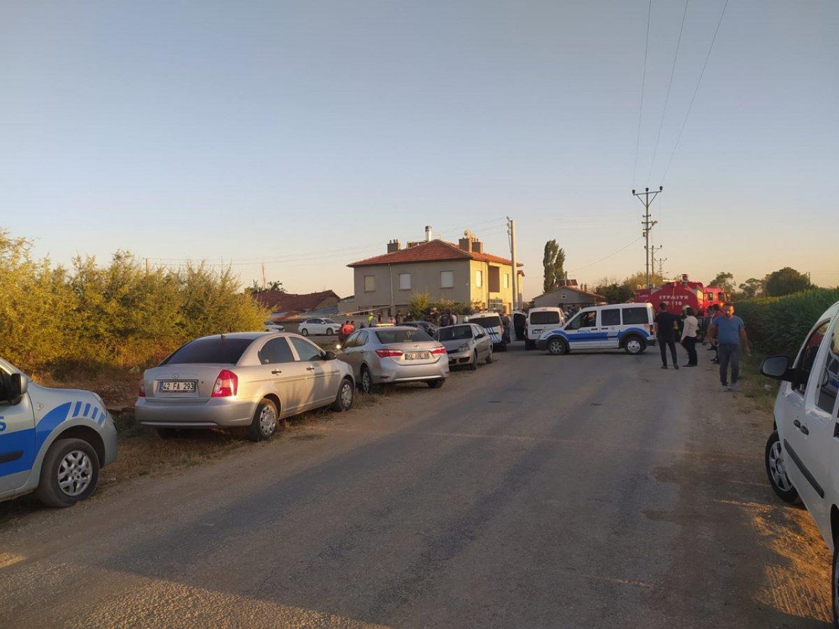Konya'da katledilen 7 kişilik ailenin yakını: Barışacaklardı #1