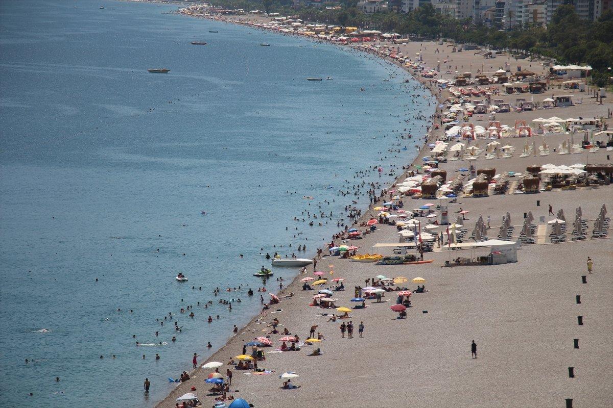 Antalya da nem oranı yüzde 5 e düştü #2