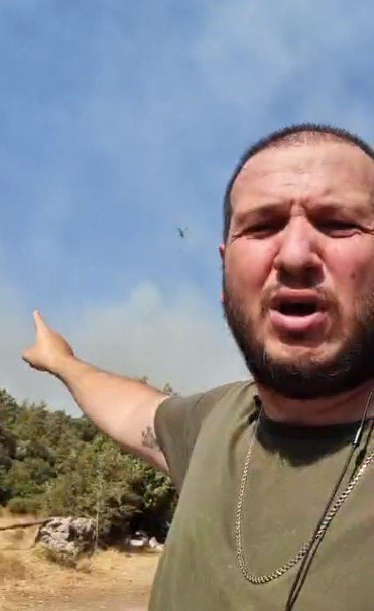 Marmaris'te bulunan Şahan Gökbakar, yardım istiyor #2