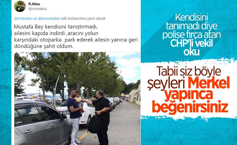 Bakan Mustafa Varank'tan takdir toplayan davranış