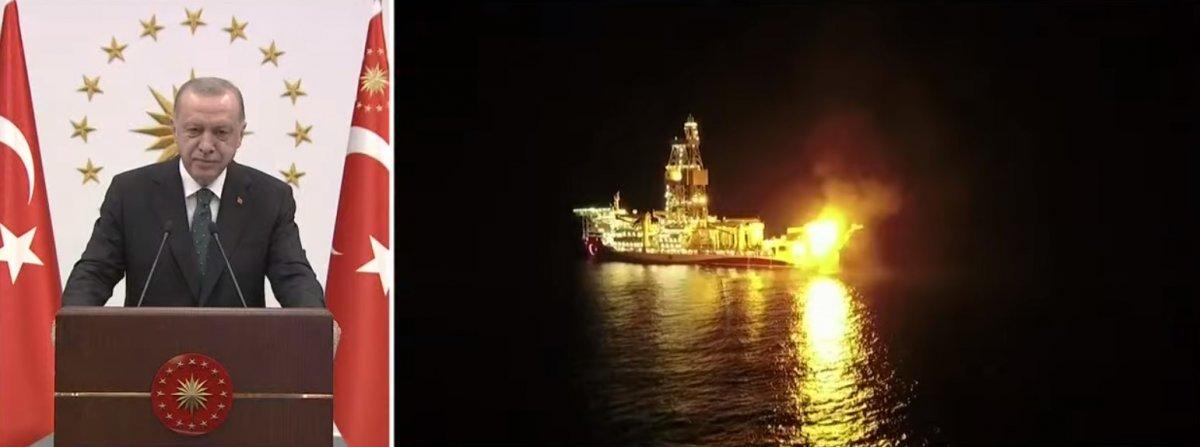 Karadeniz de tabana serilecek doğalgaz borularının üretimleri başladı #3