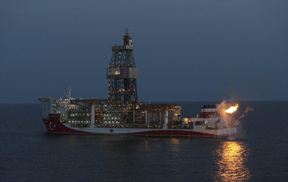 Karadeniz de tabana serilecek doğalgaz borularının üretimleri başladı #2