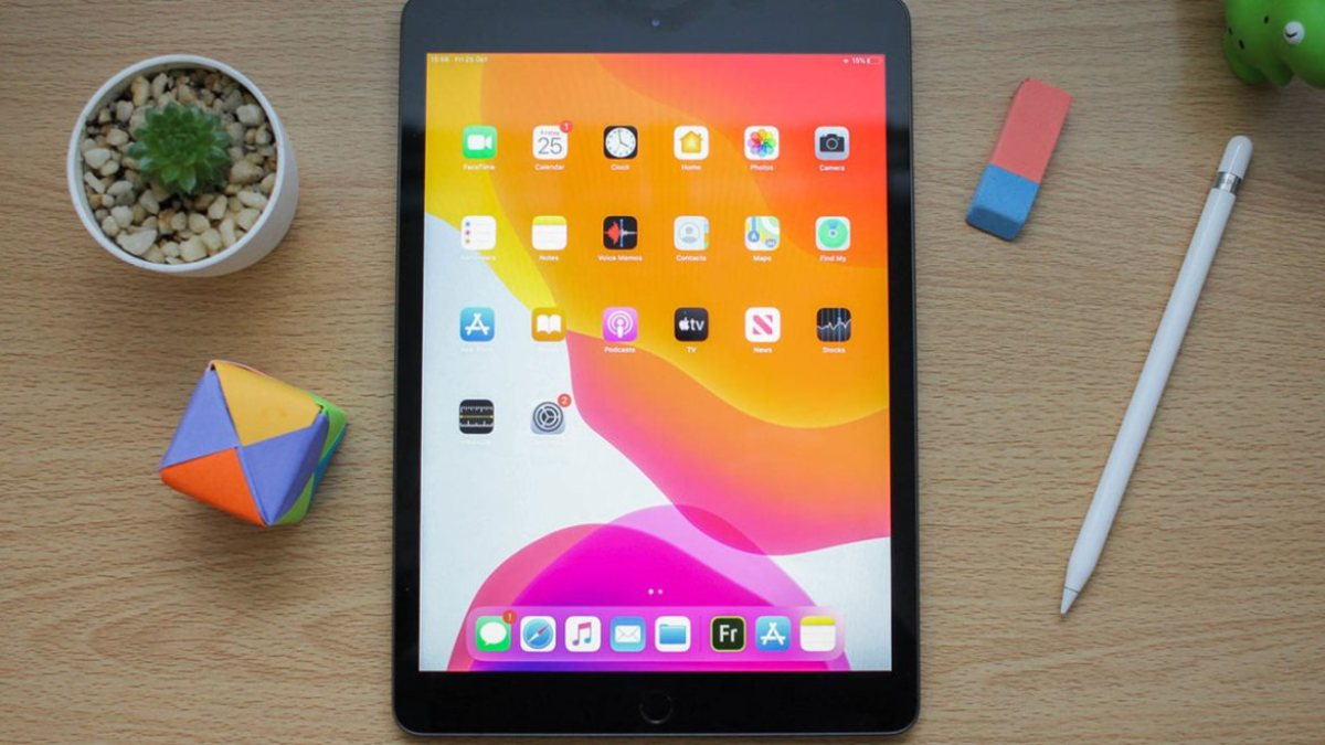 Apple, ikinci çeyrekte tablet pazarının lideri oldu