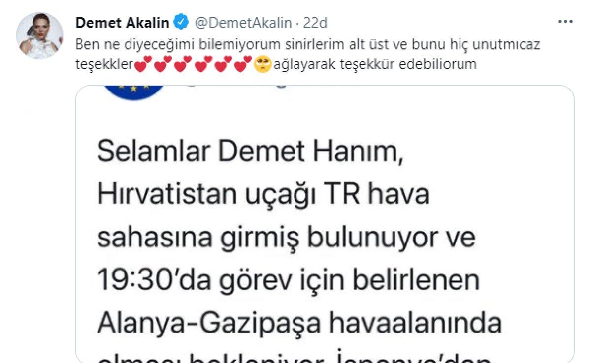 AB Türkiye Delegasyonu, Demet Akalın ın sorusunu cevapsız bırakmadı #4