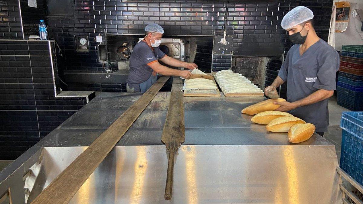 İstanbul un 6 ilçesinde  aşı olmayana fırından ekmek satmama  kararı #2