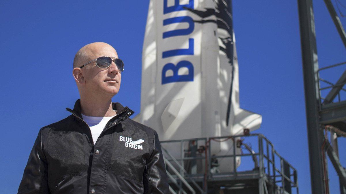 NASA, Jeff Bezos'un para teklifini reddetti