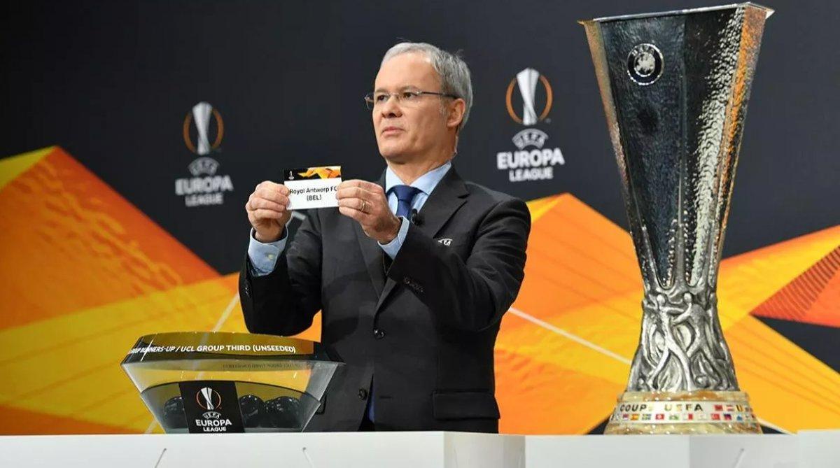 UEFA Avrupa Ligi play-off turunda Fenerbahçe ve Galatasaray ın rakipleri #1
