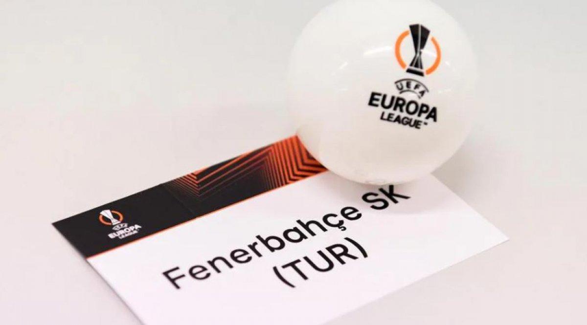 UEFA Avrupa Ligi play-off turunda Fenerbahçe ve Galatasaray ın rakipleri #3