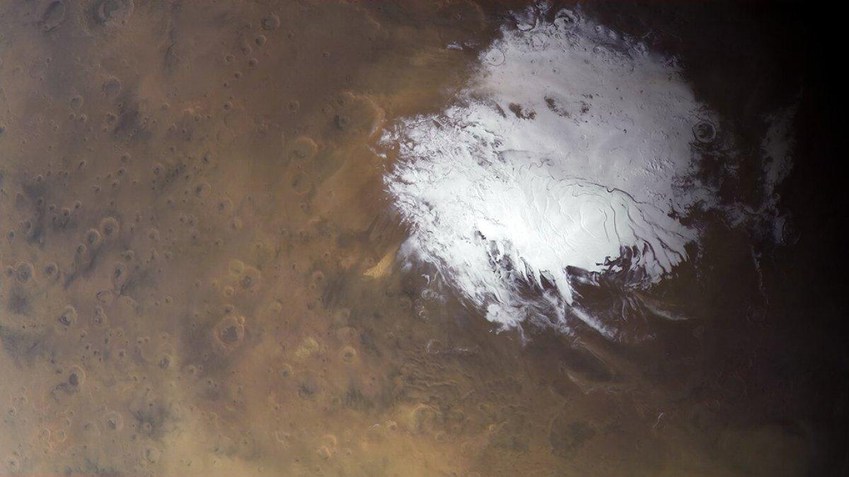 Radyasyon sayesinde Mars yüzeyinin altında yaşam olabilir #2