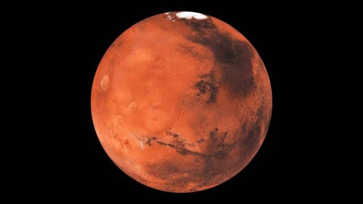 Yeni araştırmaya göre Marsta yaşam yok