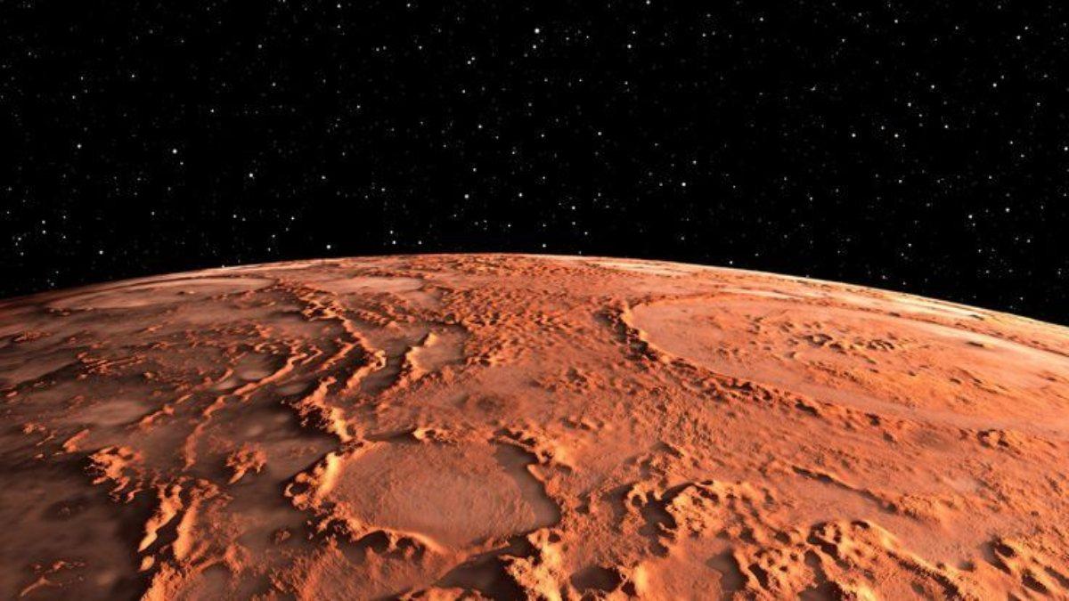 ABD ile Çin, Marsta yaşam bulmak için rekabet halinde
