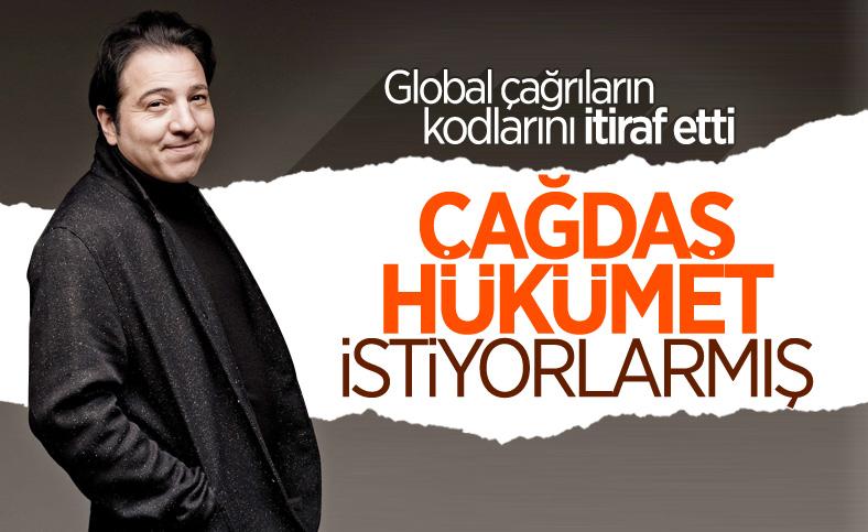 Türkiye'yi karalama kampanyasına Fazıl Say'dan destek