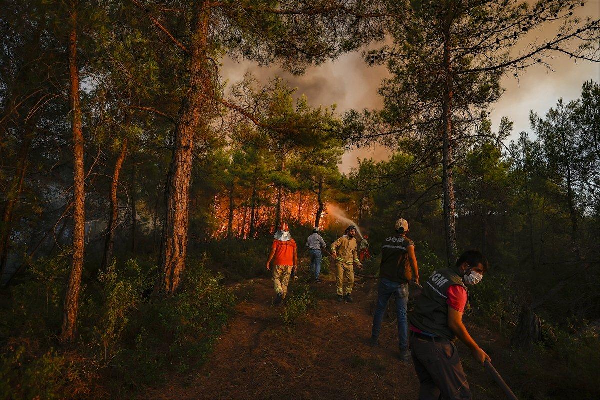Mahsun Kırmızıgül: Orman yangınlarında askerler neden kışlada #3