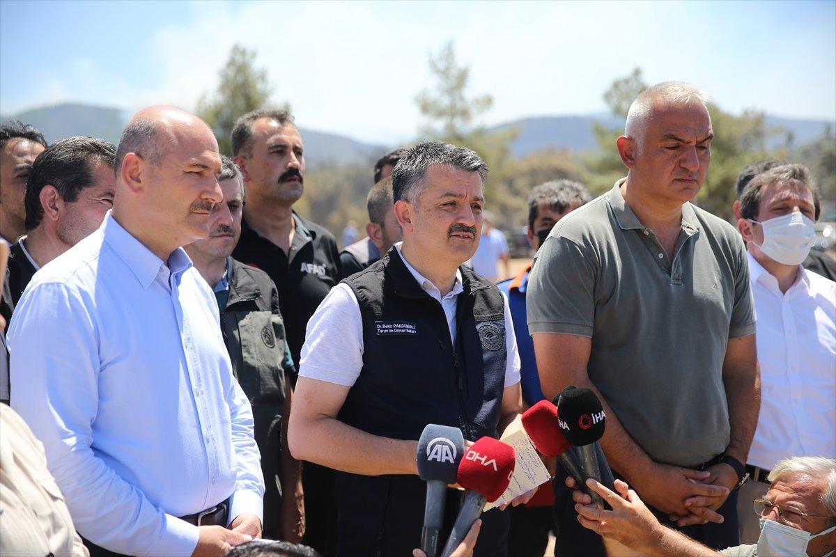 Süleyman Soylu: Sosyal medyanın yüzde 90 ı tezvirat ve yalandır #2