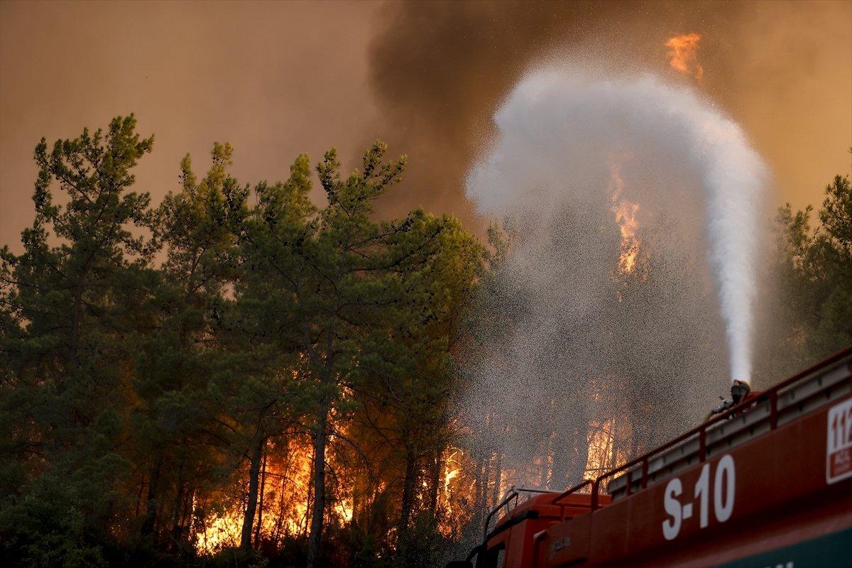 Mahsun Kırmızıgül: Orman yangınlarında askerler neden kışlada #2
