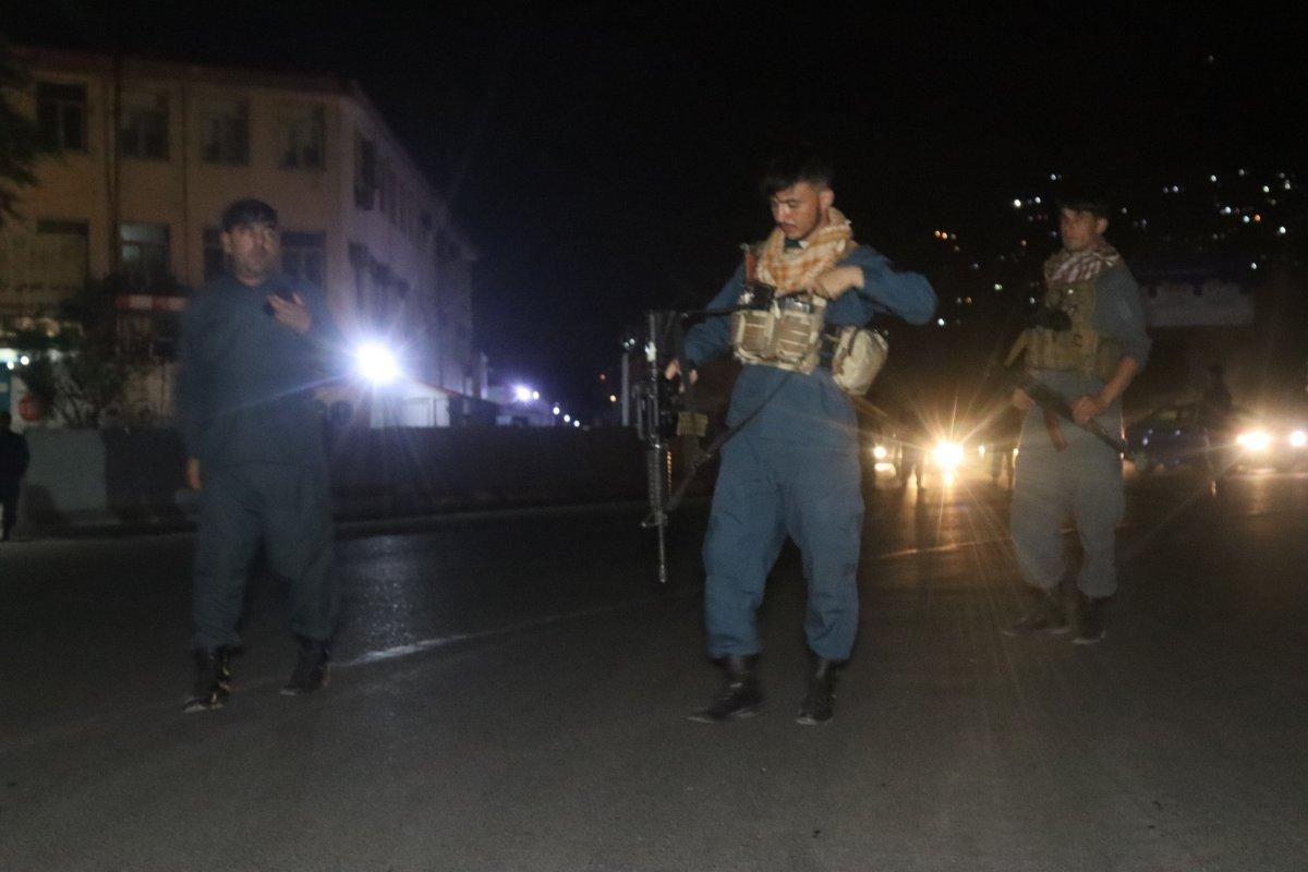 Afganistan da silahlı saldırıda 3 kişi yaşamını yitirdi #1
