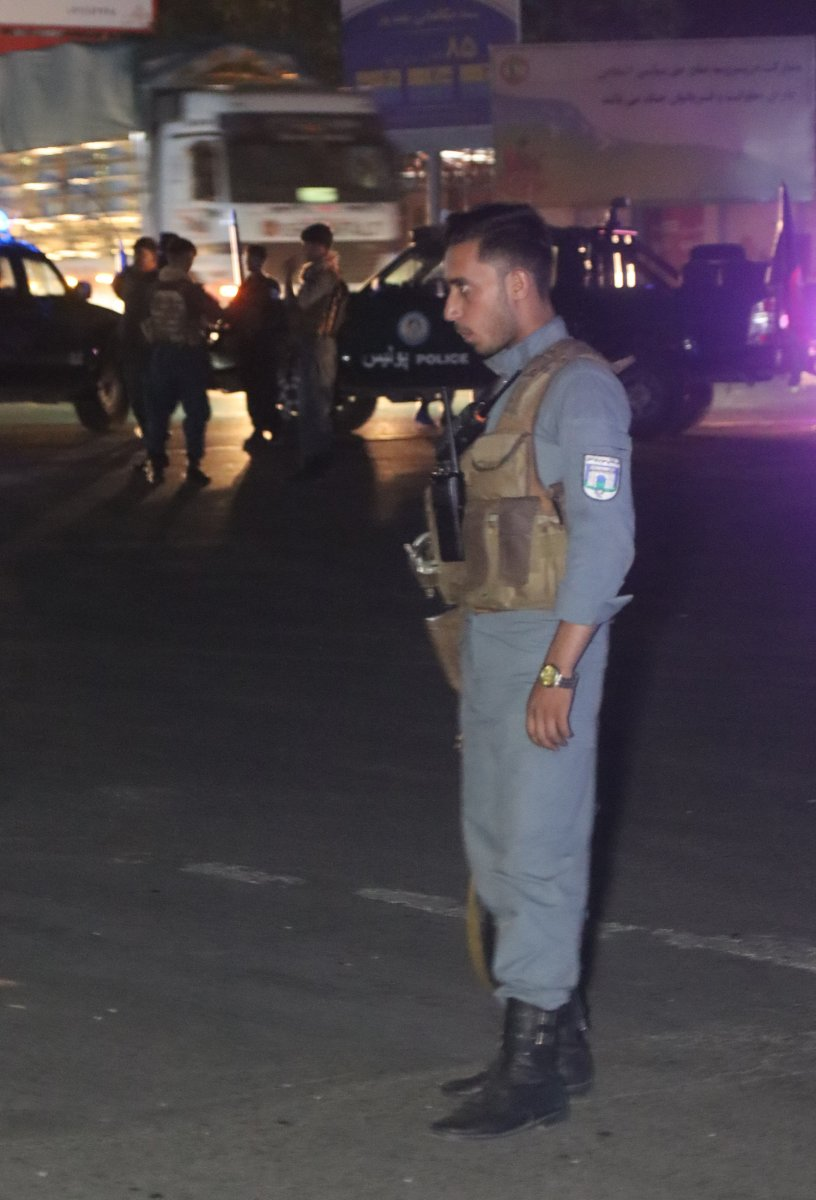 Afganistan da silahlı saldırıda 3 kişi yaşamını yitirdi #2