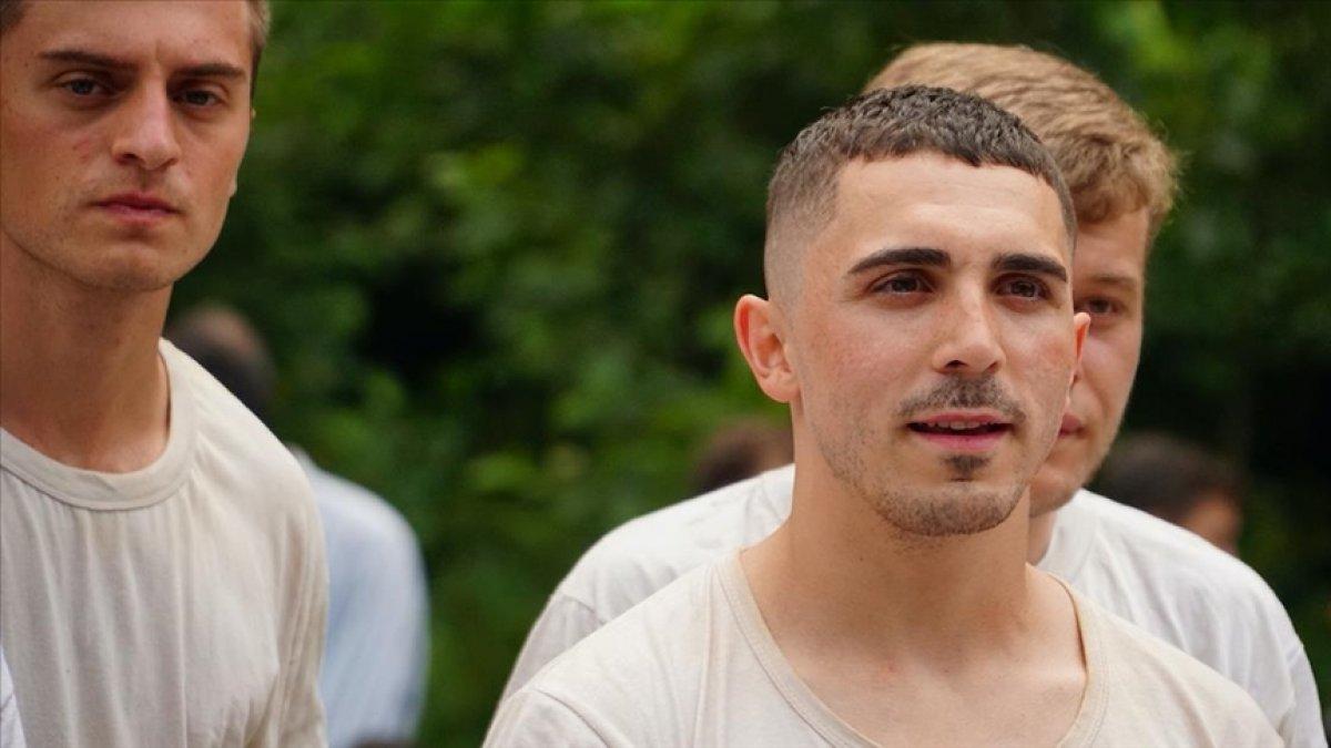 Abdülkadir Ömür, TRT nin  İyi Ki Varsın Eren  filminde rol aldı #1