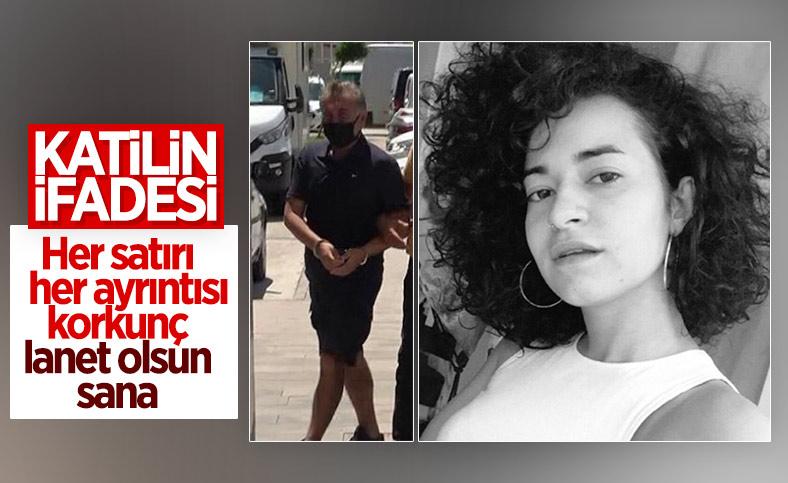 Azra Haytaoğlu'nu katleden Mustafa Murat Ayhan'ın ifadesi