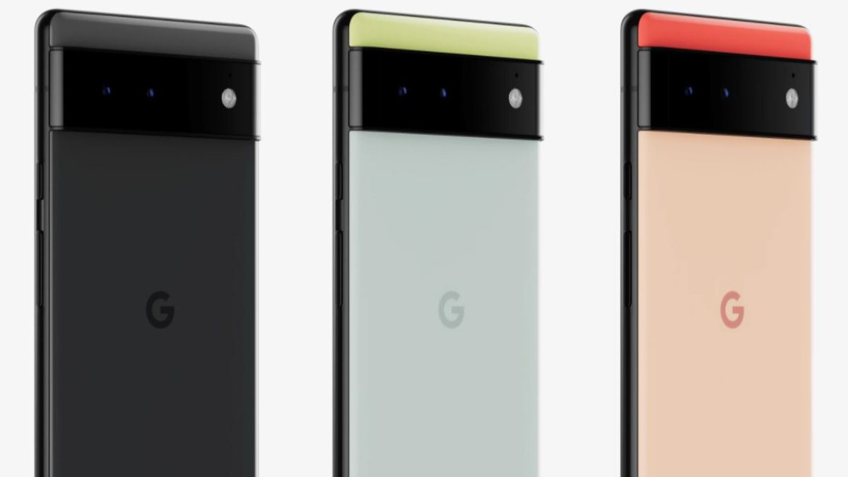 Google Pixel 6 ve Pixel 6 Pronun bazı özellikleri belli oldu