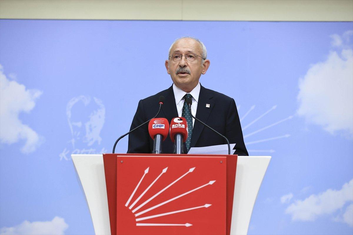Kemal Kılıçdaroğlu ndan yangınlara karşı yapılacaklarla ilgili öneri #2