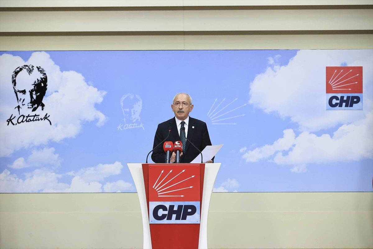Kemal Kılıçdaroğlu ndan yangınlara karşı yapılacaklarla ilgili öneri #1